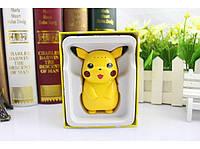 Актуальное яркое портативное зарядное устройство Power Bank Pokemon Go Pikachu 10000 mAh. Дешево. Код: КГ1116