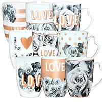Чашка 'Love микс' 340 мл SNT 040-01-72
