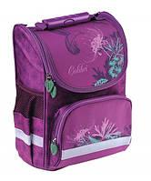 Каркасный школьный ранец zibi top zip colibri zb16.0104cl-k для младшей школы