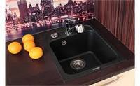 Кухонная мойка из гранита CLASSIC CLS 400.500