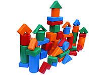 Детский мягкий модуль Kidigo Строитель-1, фото 1