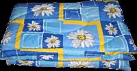 Одеяло стеганное полуторка 205\140 силикон