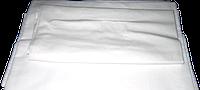 Простынь бязь белая ГОСТ, полуторка 145\210