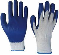 """Рабочие перчатки,с латексным покрытием """"Вампирки"""""""