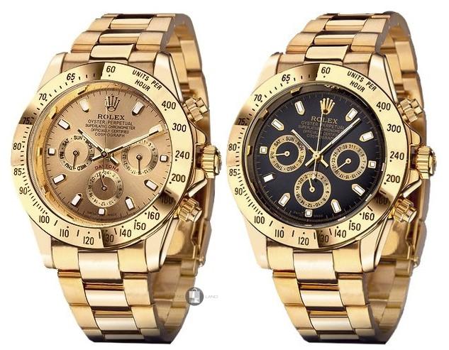 Наручные часы в стиле Rolex Daytona 2 цвета в наличии
