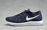 Кроссовки женские Nike LunarEpic Flyknit Low Blue, фото 1