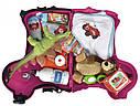 Детский чемодан на колесиках розовый BIG-Bobby-Trolley BIG 0055353, фото 5