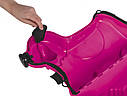Детский чемодан на колесиках розовый BIG-Bobby-Trolley BIG 0055353, фото 4