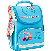 Школьный портфель - ранец 501 Hello Kitty