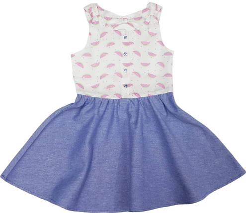 Платье детское нарядное  ТМ Бемби ПЛ167 размер  122 128, фото 2