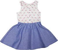 Платье детское нарядное  ТМ Бемби ПЛ167 размер  122 128