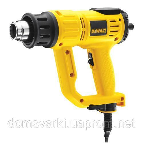 Пистолет горячего воздуха DeWALT D26414
