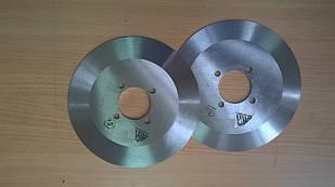 Нож дисковый для резки бумаги 200х80х3 (сталь 80CrV2)