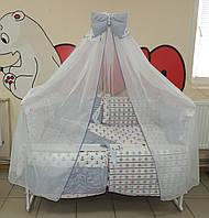 Детское постельное белье Bonna Present Якорьки