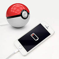 Красочный аксессуар Power Bank Pokemon Go Pokeball 10000 mAh для зарядки техники. Дешево. Доступно Код: КГ1117