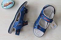 Подростковые босоножки сандалии на мальчика тм Tom р.36,37,38,39,40