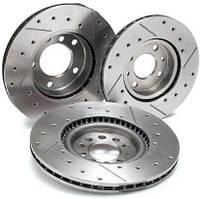 Тормозной диск передний на KIA MAGENTIS/HYUNDAI SONATA NF/KIA CARENS