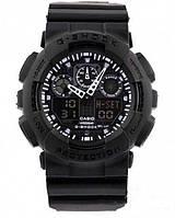 Мужские часы Casio G-Shock GA 100 black