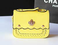 Яркая модная детская сумочка Корона для девочки
