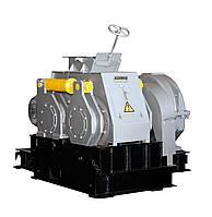 Пресс валковый Komkor Press для брикетирования мелкофракционных сырьевых материалов. Модель 19ПС