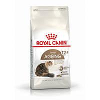 Сухой корм 2 кг для кошек старше 12 лет Роял Канин / AGEING+12 Royal Canin