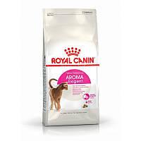 Сухой корм 400 г для кошек привередливых в еде с привлекательным ароматом Роял Канин / EXIGENT AROMATIC Royal Canin