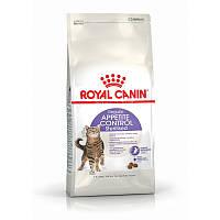 Сухой корм 400 г для стерилизованных котов с повышенным потреблением еды Роял Канин / STERILISED APP.CONTROL Royal Canin