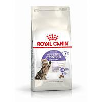 Сухой корм 400 г для стерилизованных котов с повышенным потреблением еды Роял Канин / STERILISED APP.CONTROL7+ Royal Canin