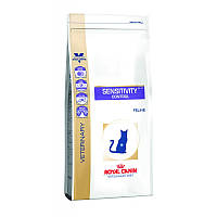 Сухой корм 1,5 кг для кошек при кожных заболеваниях аллергической природыРоял Канин / SENSITIVITY CONTROL FELI