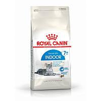 Сухой корм 3,5 кг для кошек живущих в помещении старше 7 лет Роял Канин / INDOOR 7+ Royal Canin