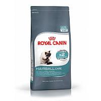Сухой корм 2 кг для профилактики образования комков шерсти у кошек Роял Канин / HAIRBALL CARE Royal Canin