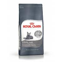 Сухой корм 1,5 кг для профилактики образования зубного камняи налета у кошек Роял Канин / ORAL CARE Royal Cani