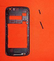 Корпус / средняя часть для телефона Fly IQ4413 Quad черный Оригинал