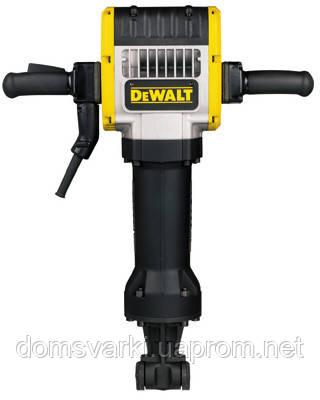 Молоток отбойный DeWALT D25980K