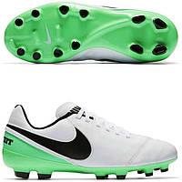 reputable site 32e11 a17a4 Детские футбольные бутсы Nike JR Tiempo Legend VI FG 819186-103