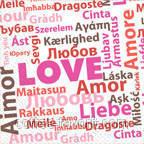 САЛФЕТКИ 33Х33 3-Х СЛ. 20ШТ Любовь