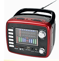 Бумбокс,Портативное радио MP3 GOLON RX-6669,USB слот, SD кардридер