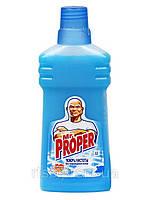Средство Мистер Пропер моющее для пола  Горный Ручей 750 мл.