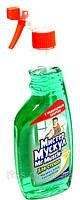 Средство Мистер Мускул для стекол зеленый 500 мл