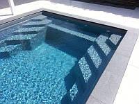 Чаша под бассейн 8,50 x 3,70 x 1,50 м WANAKA 850