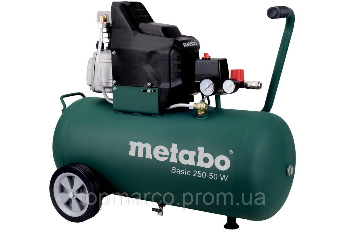 Компрессор METABO 250-50 BASIC