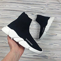 Кроссовки Balenciaga Speed stretch-knit Mid , фото 1