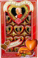 Конфеты REBER шоколадный набор «МОЦАРТ» сердечки 150г.