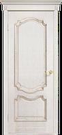 Двери шпонированные Престиж ПГ белый ясень