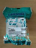 Выключатель накладной 1-й LEMANSO Магнолия белый LMR2001, фото 3