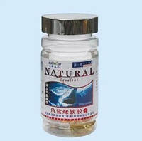 Мягкие Капсулы Сквален (Squalene экстракт печени глубоководной акулы) 100 капсул 500 мг