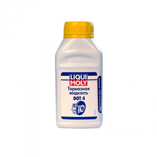 Тормозная жидкость - DOT 4   0.25 л., фото 2