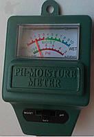Измеритель кислотности (3 - 10 рН) и влажности грунта МР-330