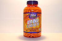 Амино комплекс, Amino Complete, Now Foods, 360 капсул