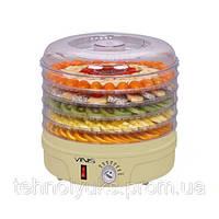 Сушилка для овощей и фруктов Vinis VFD-360B, фото 1